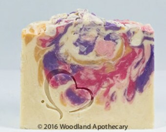 Luxury Artisan Soap - Plum Rose