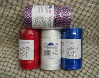 Twisted Rosary Twine - Free Shipping