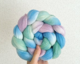 Merino wool roving