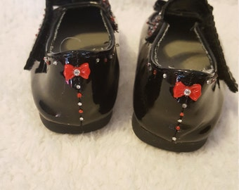Little girl shoe