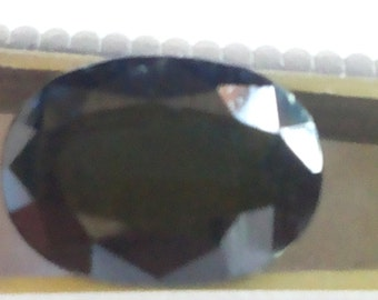 Natural Blue Sapphire Gemstone, 1 pc box.