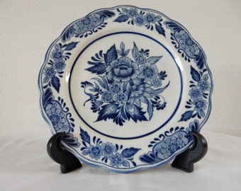 Dutch Blue Wall Plate