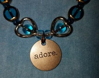Adore Charm Bracelet
