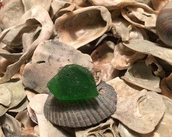 Charleston Seaglass Ring