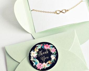 Bracelet gold, Infinity, Infinity, Bridesmaid Gift, Gift, Love, Eternity