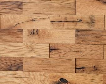 wodewa oak real old timber 200 x 50 3D 2/4/6 mm