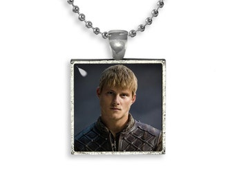 Vikings Bjorn Fandom Jewelry Necklace Pendant Viking Warrior Fangirl Fanboy