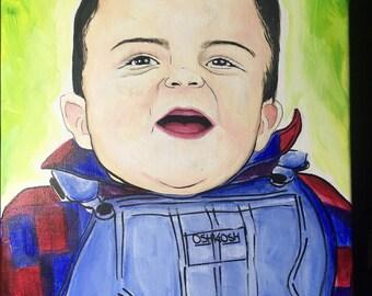 11X14 Pop Art Portraits