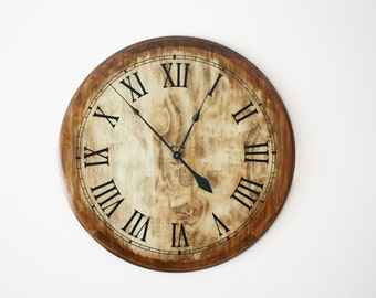 ReedMade Clock - Limited Edition #63