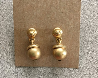 Unique Vintage Earrings Costume Jewelry