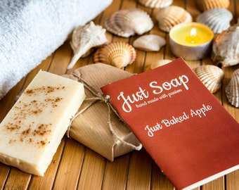 Just Soap Handmade. Just Baked Apple