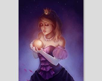 Print - Princess and no Frog