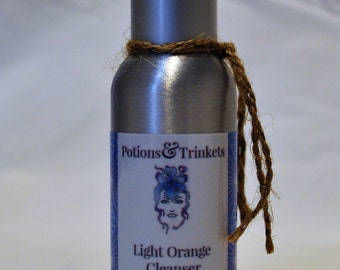 Light Orange Cleanser   100ml