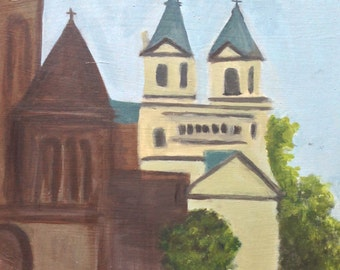 Rva architecture painting