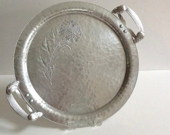 cromwell hand wrought tray