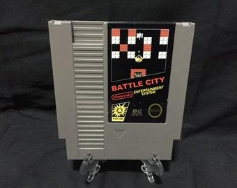 Battle City Nintendo NES English Game
