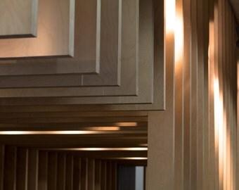 Wooden Panels, Manchester