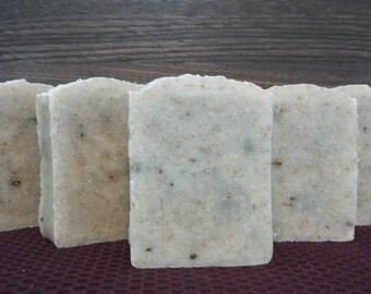 Chamomile & Lemon Soap - Organic Soap - Natural Soap - Cold Process Soap - Handmade Soap