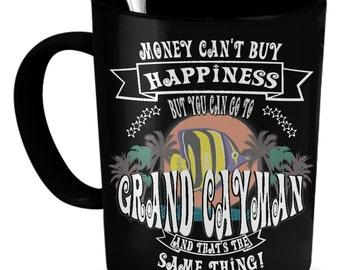 Grand Cayman is Happiness! Coffee Mug