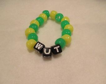 """Meme """"Wut"""" Bracelet"""
