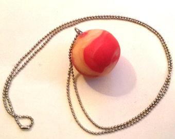 Handmade Planet Necklace