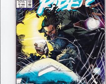 GHOST RIDER ANNUAL #1 1993