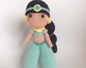 Princess jasmine english ...
