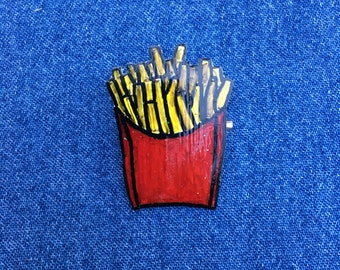 Would You Like Fries With That? Pin