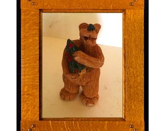 Holiday Tree Bear