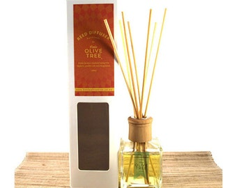 Reed Diffuser, made in New Zealand using compliant & safe diffuser oil