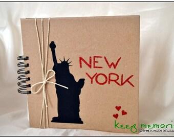 "Travel diary ""New York"""