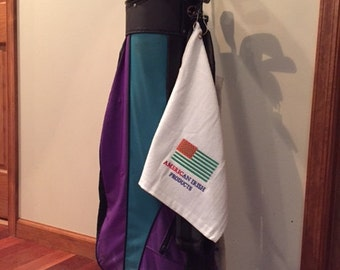 American Irish Golf Towel