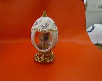 Faberge' Carousel Egg