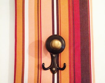 Vintage style coat rack 30 cm x 24 cm