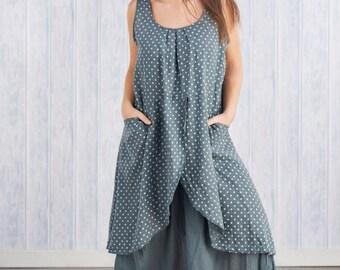 Belle Love Italy Linen Dress