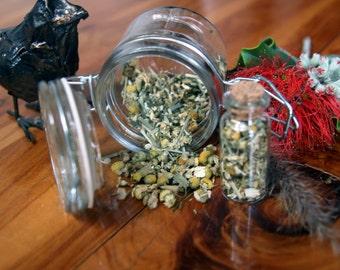 Chamomile & Hibiscus Tea