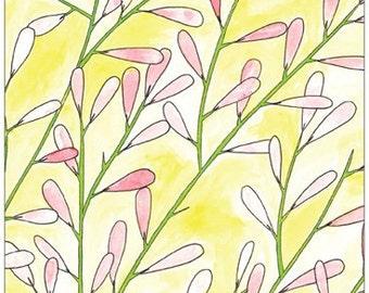 Leafy Notecard Set