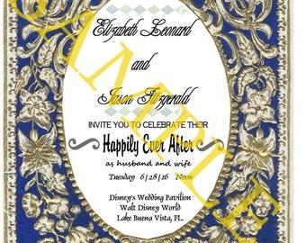 Regal Invitation Collection
