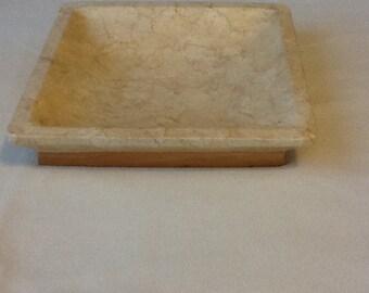 Amate Wood Tray