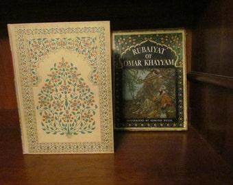 Vintage Book: Rubaiyat of Omar Khayyam