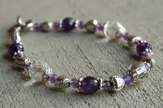 Purple Passion II Bracelet (#2002)