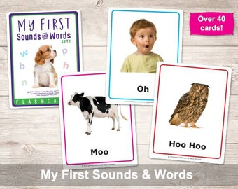 German-My First Sounds and Words
