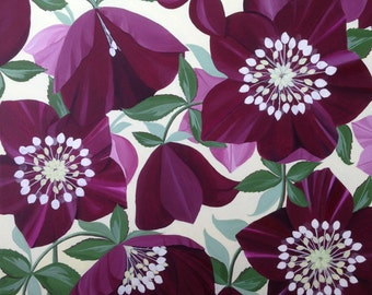 Hellebores - Limited edition signed print