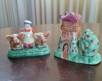 Two Darling Salt and Pepper Sets
