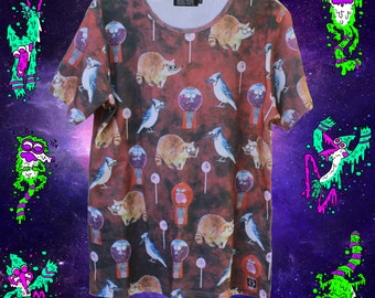 REGULAR SHOW Tie Dye T-shirt