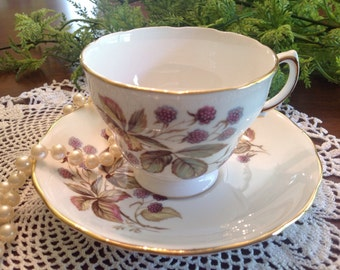 Royal Vale Teacup and Saucer
