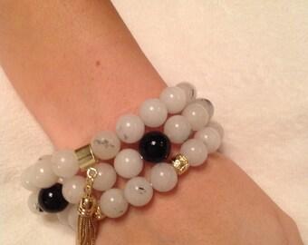 Triple Stack Bracelet