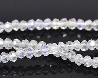 40 glass beads