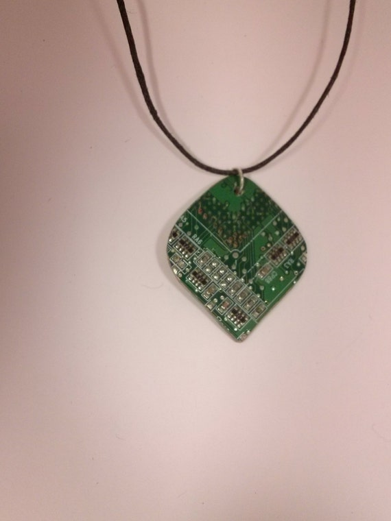 Printed Circuit Board (PCB) Jewellery