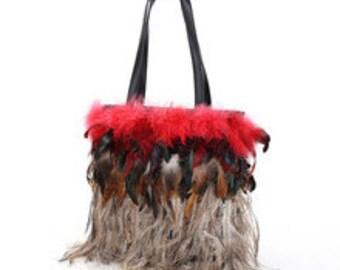 1 Winter Fashion Shoulder Bag Patchwork